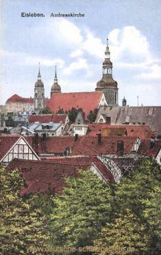 Eisleben, Andreaskirche