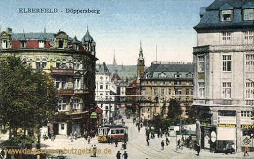Elberfeld, Döppersberg