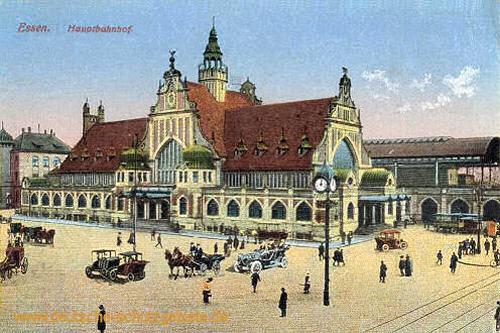 Essen, Hauptbahnhof