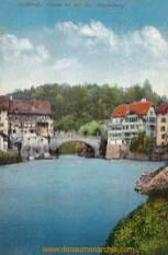 Feldkirch, Partie an der Ill