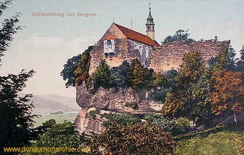 Gebhardsberg bei Bregenz