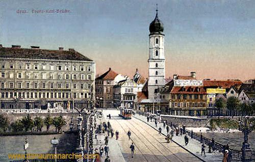 Graz, Franz Karl-Brücke