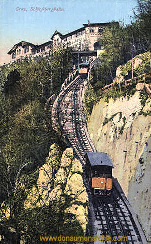 Graz, Schlossbergbahn
