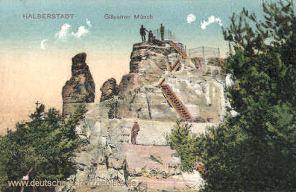 Halberstadt, Gläserner Mönch