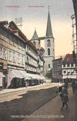 Halberstadt, Schmiedestraße