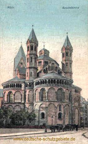 Köln, Apostelkirche