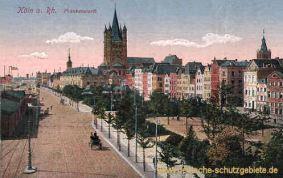 Köln, Frankenwerft