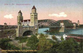 Köln, Hohenzollernbrücke