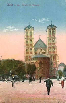 Köln, Kirche St. Gereon