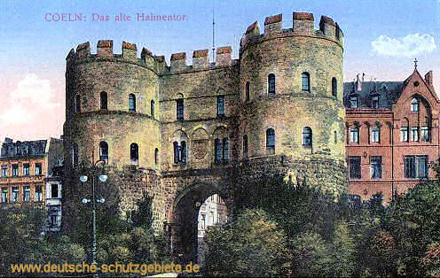 Köln, Das alte Hahnentor