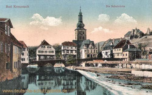 Bad Kreuznach, Nahebrücke
