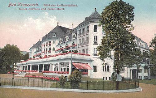 Bad Kreuznach, Neues Kurhaus und Palast-Hotel