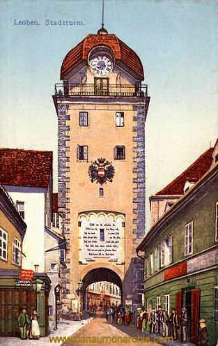 Leoben, Stadtturm