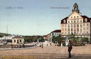 Linz a. d. Donau, Hotel Erzherzog Karl