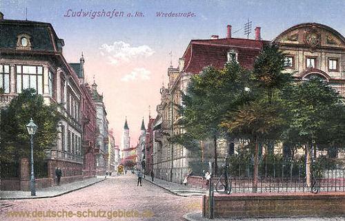 Ludwigshafen, Wredestraße