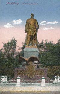 Magdeburg, Bismarckdenkmal