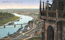 Magdeburg, Blick vom Dom