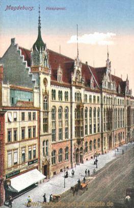 Magdeburg, Hauptpost