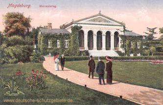 Magdeburg, Herrenkrug