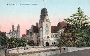 Magdeburg, Kaiser Friedrich-Museum