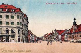 Marburg a. d. Drau, Hauptplatz