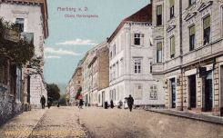 Marburg a. d. Drau, Obere Herrengasse