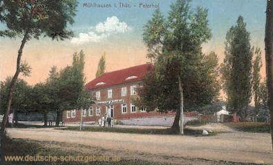 Mühlhausen i. Thür., Peterhof
