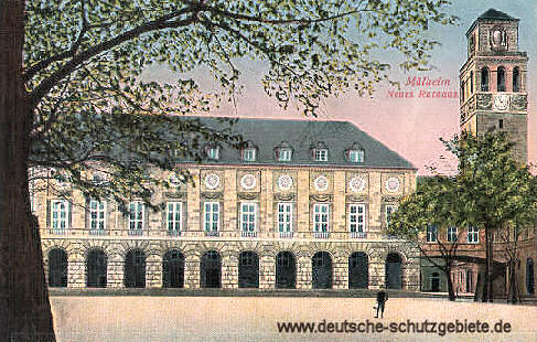 Mülheim an der Ruhr, Neues Rathaus