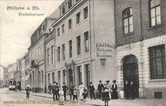 Mülheim am Rhein, Freiheitstraße