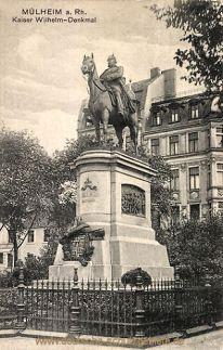 Mülheim am Rhein, Kaiser Wilhelm-Denkmal