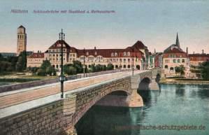 Mülheim an der Ruhr, Schlossbrücke