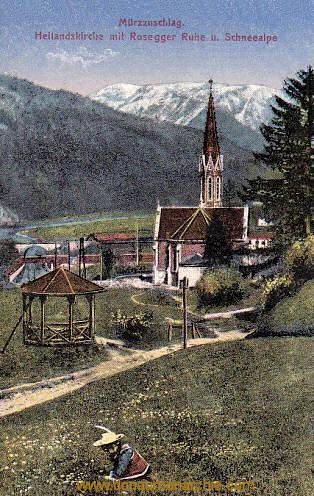 Mürzzuschlag, Heilandskirche