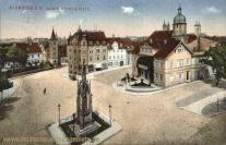 Naumburg, Kaiser Wilhelm Platz