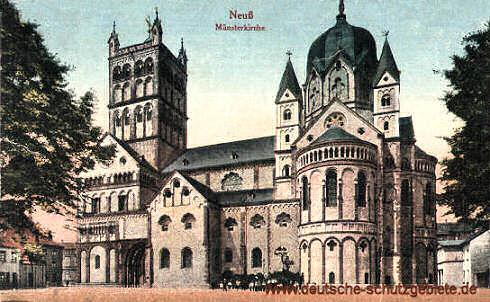 Neuss a. Rh., Münsterkirche
