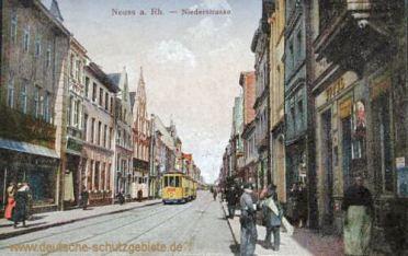 Neuss a. Rh., Niederstraße