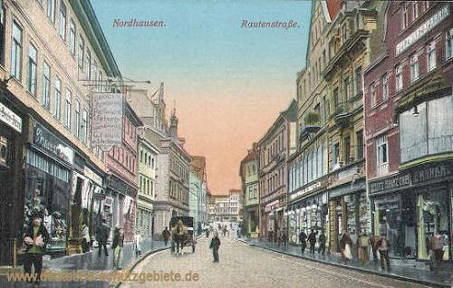 Nordhausen, Rautenstraße