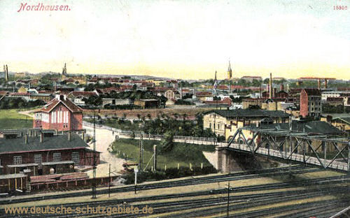 Nordhausen, Zeppelinbrücke