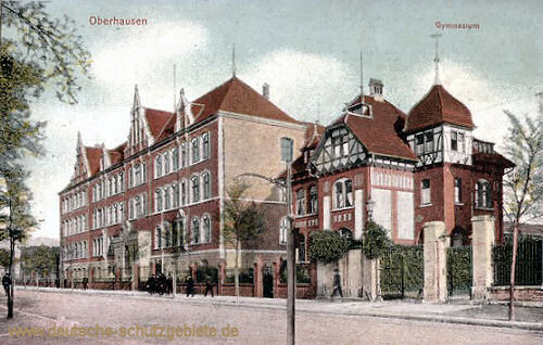 Oberhausen, Gymnasium