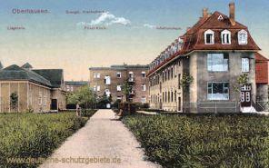 Oberhausen, Krankenhaus