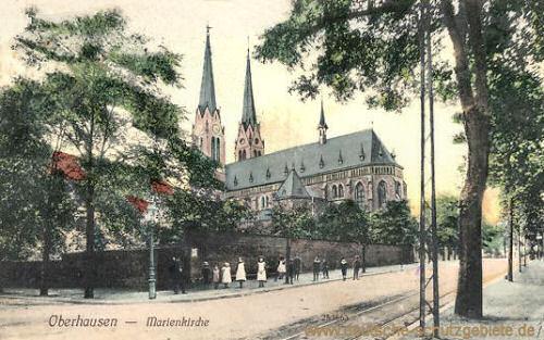 Oberhausen, Marienkirche