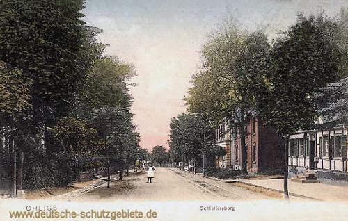 Ohligs, Schleifersberg