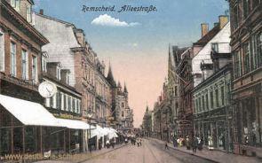 Remscheid, Alleestraße