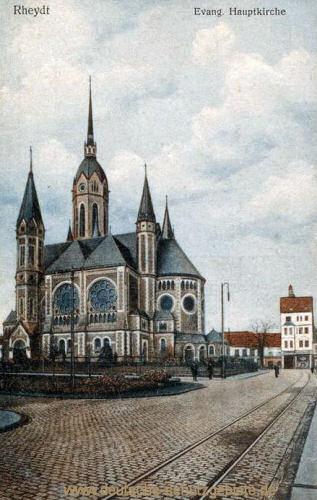 Rheydt, Evangelische Hauptkirche