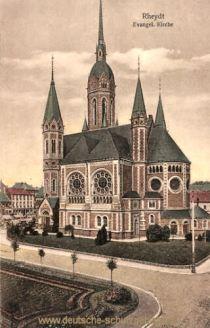 Rheydt, Evangelische Kirche