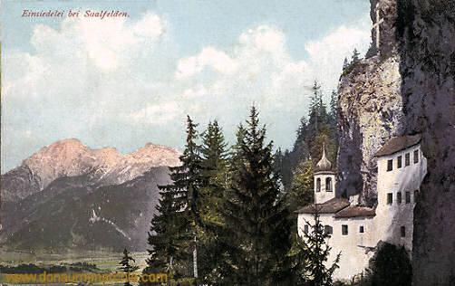 Einsiedelei bei Saalfelden
