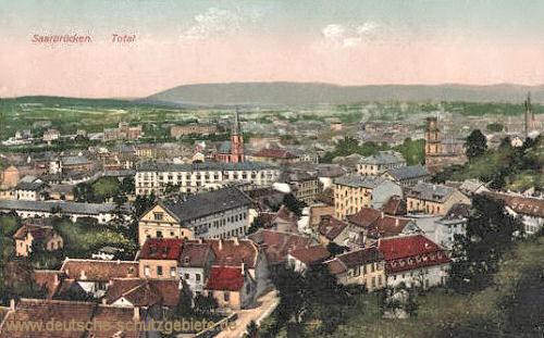 Saarbrücken, Total