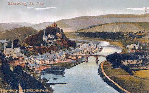 Saarburg, Bezirk Trier