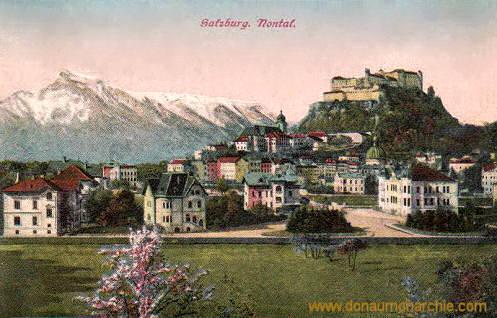 Salzburg, Nontal