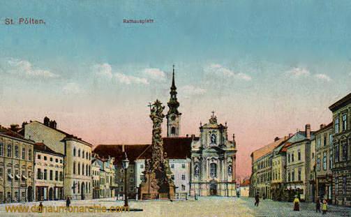 St. Pölten, Rathausplatz