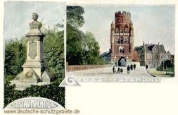 Stendal, Gustav Nachtigal-Denkmal